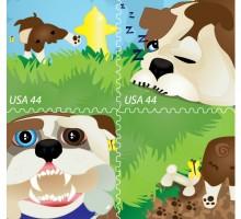 bulldog-stamp-illustration